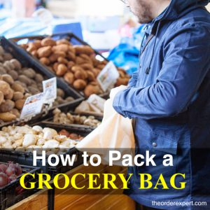 How to Pack a Grocery Bag