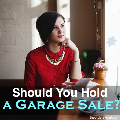 Quiz - Should You Hold a Garage or Yard Sale?