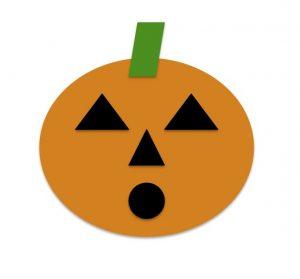 Image of a carved pumpkin