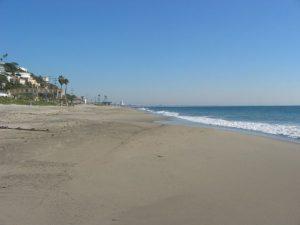 Image of Malibu Beach, Malibu, CA, photography by R. Isip