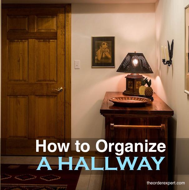 How to Organize a Hallway