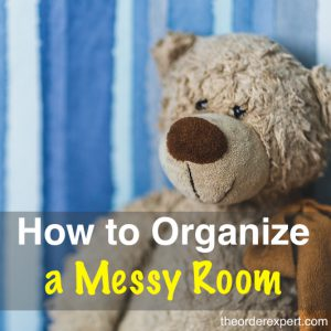 How to Organize a Messy Room