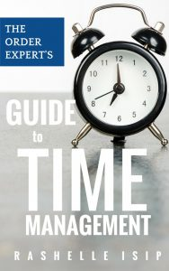 The Order Expert's Guide to Time Management