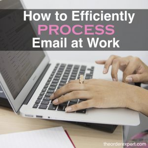 How to Efficiently Process Email at Work