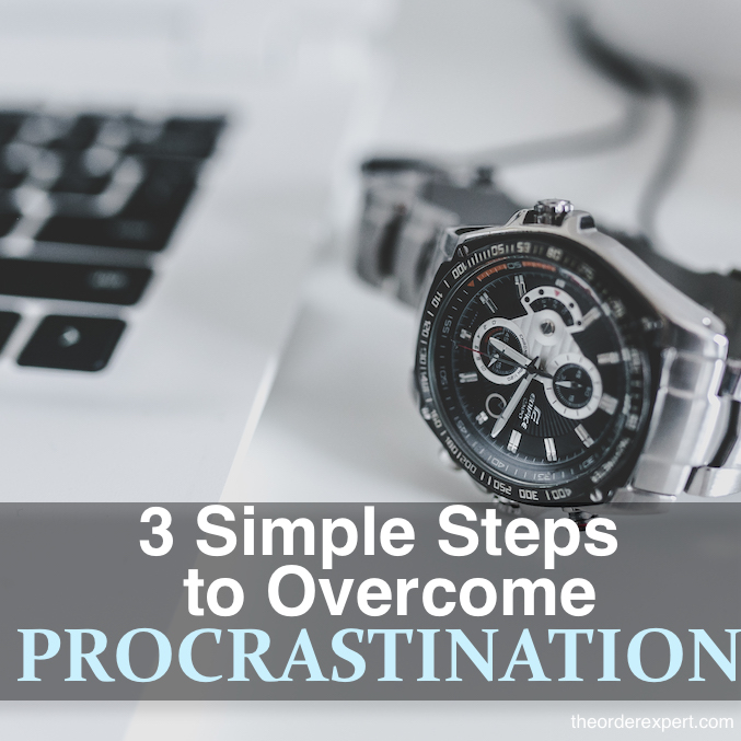 Overcoming procrastination getting organized to complete the dissertation