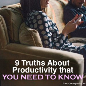 9 Truths About Productivity that You Need to Know