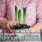 5 Simple Steps to Creating DIY Lifehacks