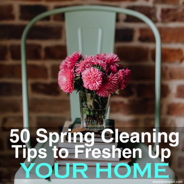 50 Spring Cleaning Tips to Freshen Up Your Home